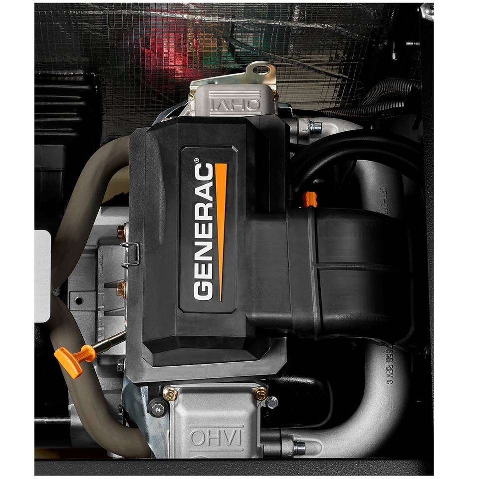 New 2018 Generac 20kw Home Backup Generator W Transfer Box And