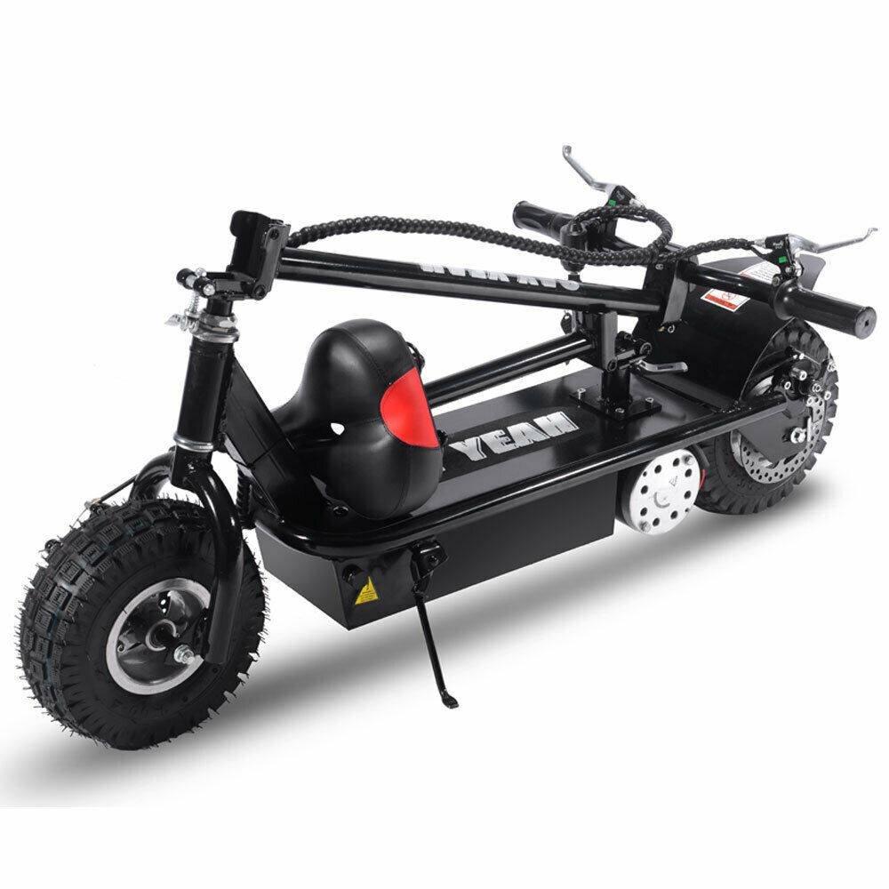 2020 jaguar Powersports 800w 36v Electric Scooter in Jacksonville, Florida - Photo 3