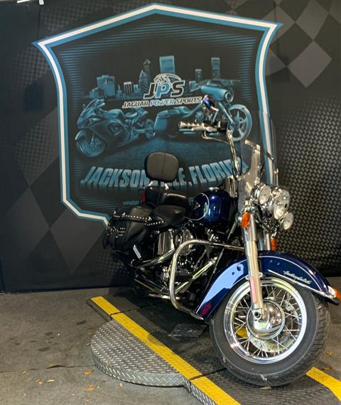 2012 Harley-Davidson Heritage Softail® Classic in Jacksonville, Florida - Photo 1
