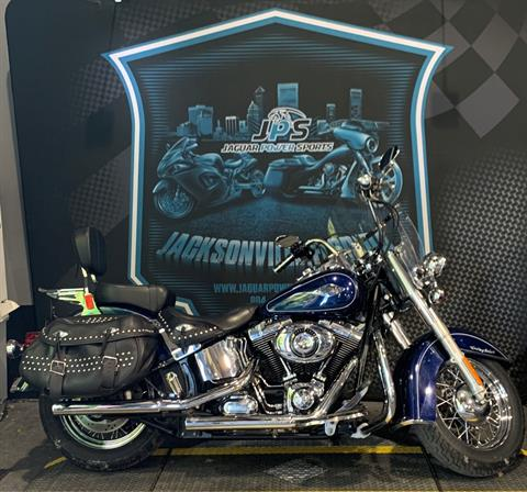 2012 Harley-Davidson Heritage Softail® Classic in Jacksonville, Florida - Photo 2