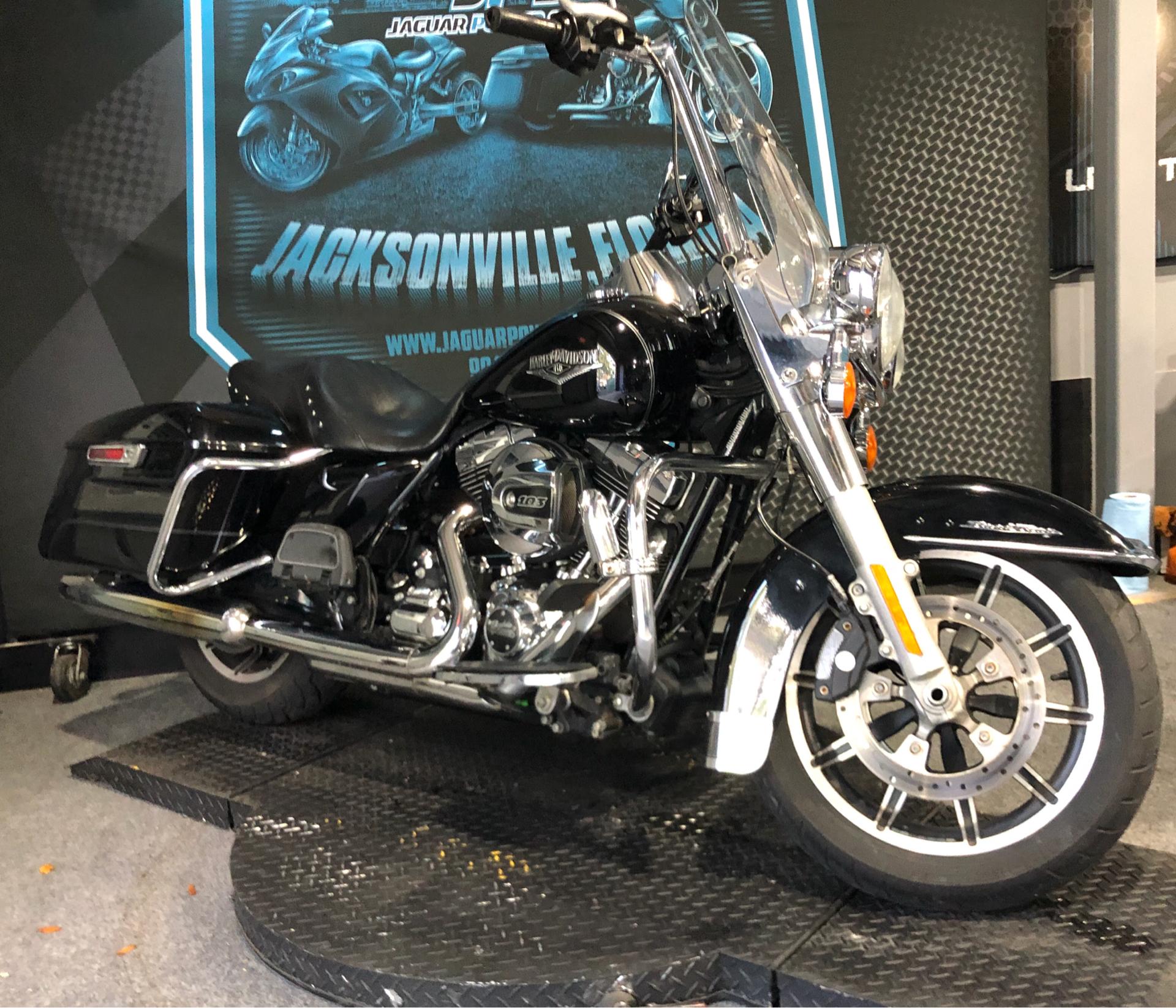 Used 2014 Harley-Davidson Road King® Motorcycles in Jacksonville,