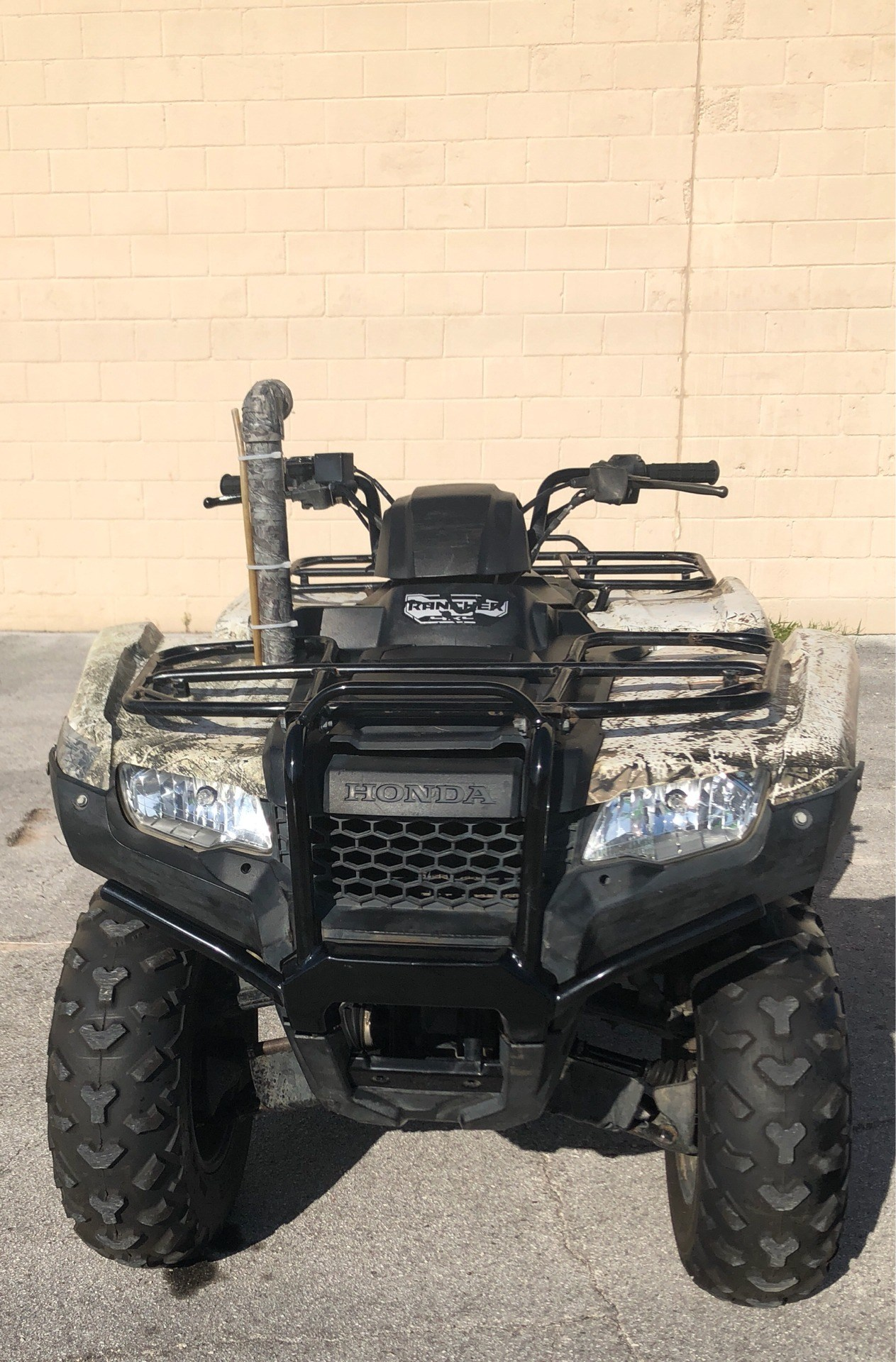 2015 Honda FourTrax® Rancher® 4x4 in Jacksonville, Florida