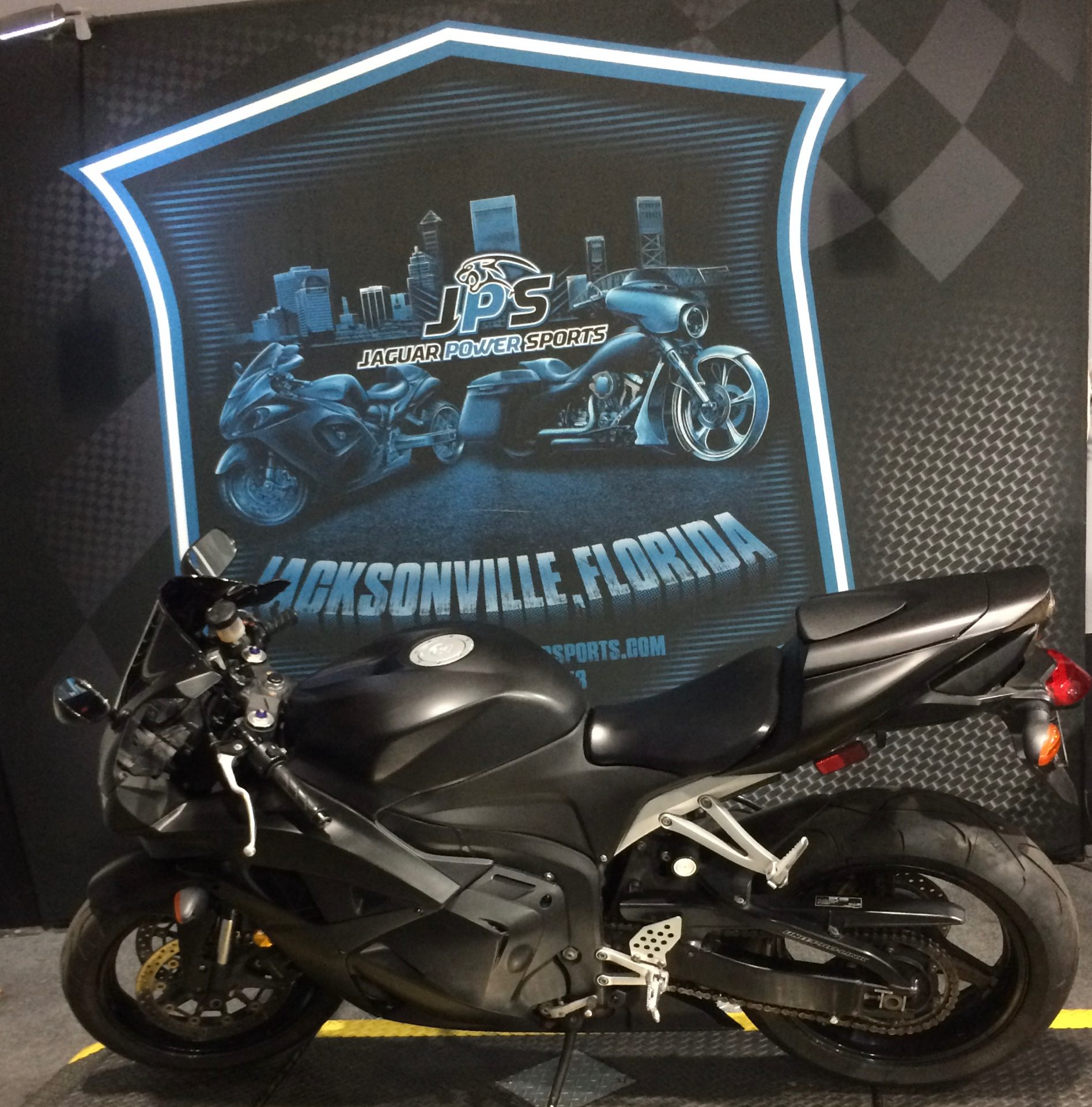 2009 Honda CBR®600RR in Jacksonville, Florida - Photo 5