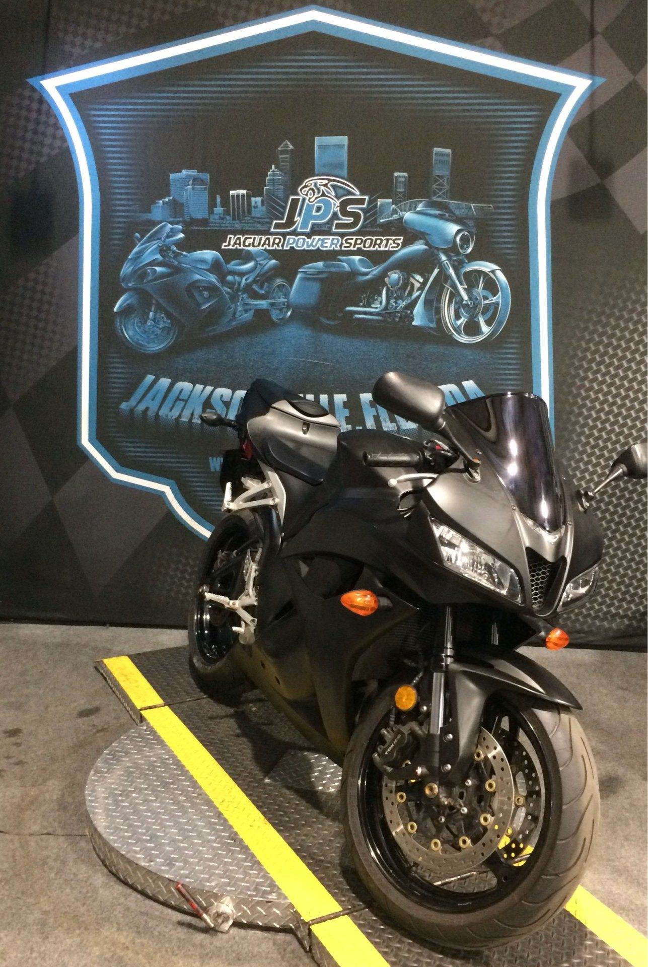 2009 Honda CBR®600RR in Jacksonville, Florida - Photo 1