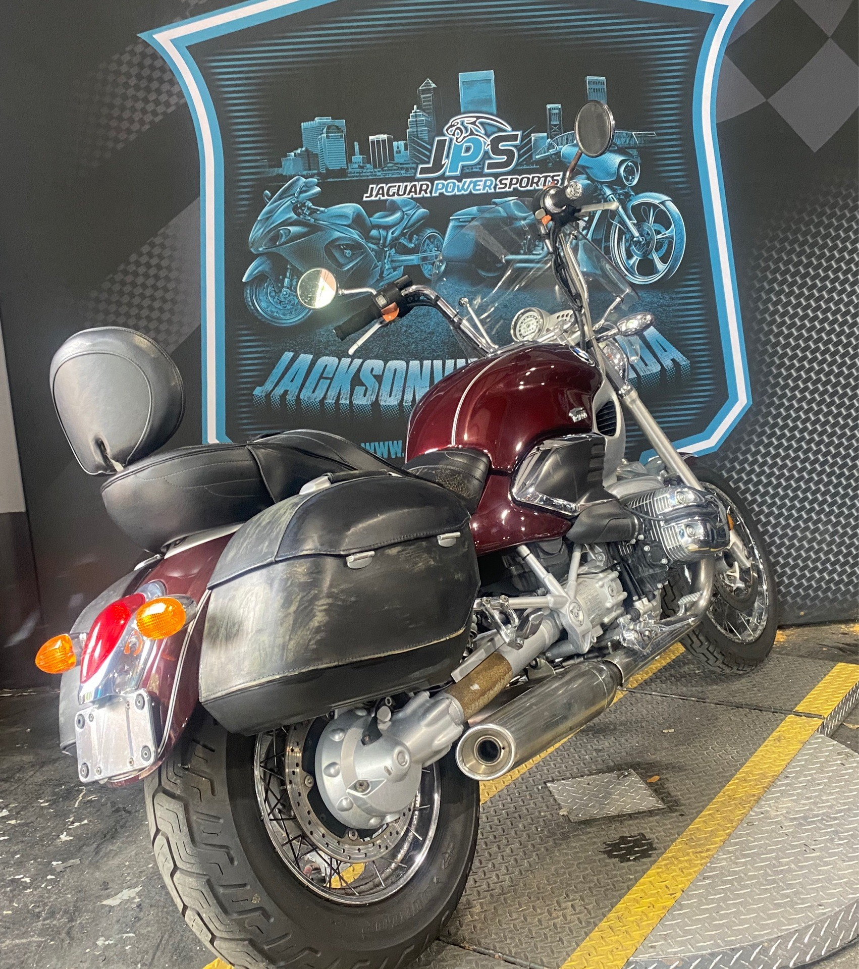 1998 BMW R 1200 C in Jacksonville, Florida - Photo 2