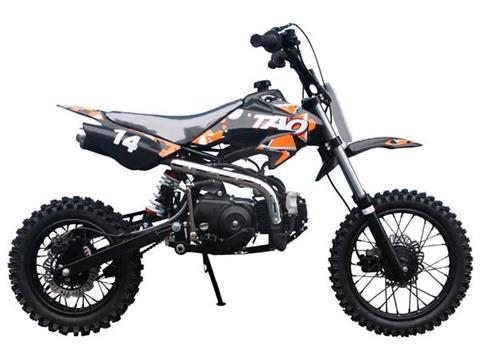 2017 Taotao USA DB14 DirtBike in Jacksonville, Florida