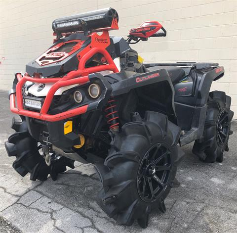2016 Can-Am Outlander X mr 650 in Jacksonville, Florida