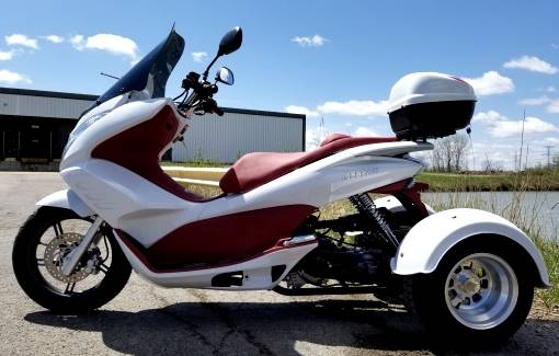 2019 Icebear 49ccQ6 Trike in Jacksonville, Florida - Photo 9