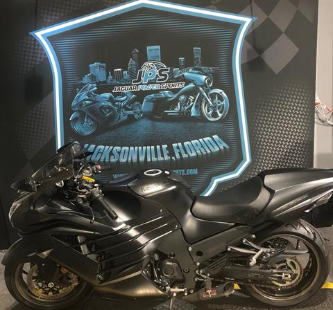 2016 Kawasaki Ninja ZX-14R ABS SE in Jacksonville, Florida - Photo 1