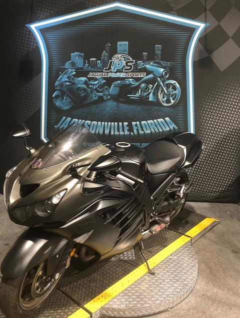 2016 Kawasaki Ninja ZX-14R ABS SE in Jacksonville, Florida - Photo 2