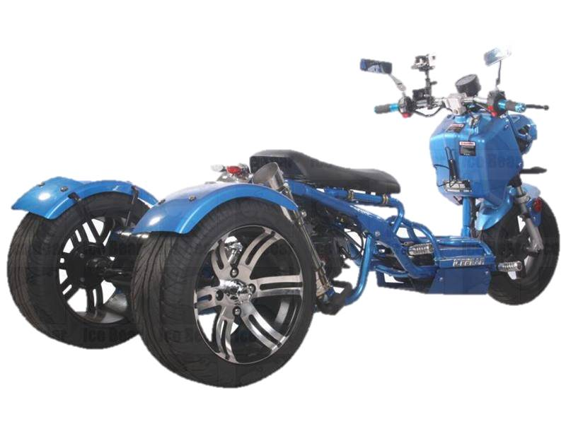 New 2019 Icebear Maddog Trike Limited Scooters In Manual Guide