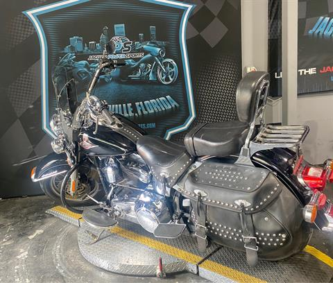 2014 Harley-Davidson Heritage Softail® Classic in Jacksonville, Florida - Photo 6