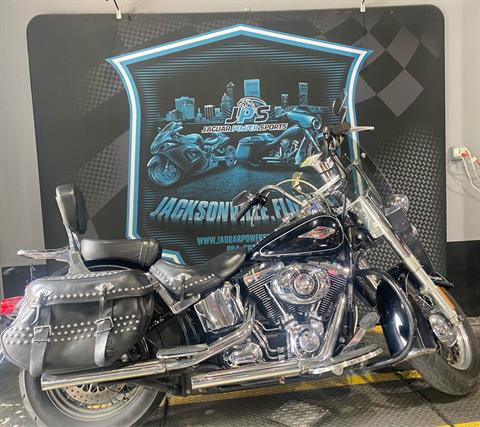 2014 Harley-Davidson Heritage Softail® Classic in Jacksonville, Florida - Photo 1