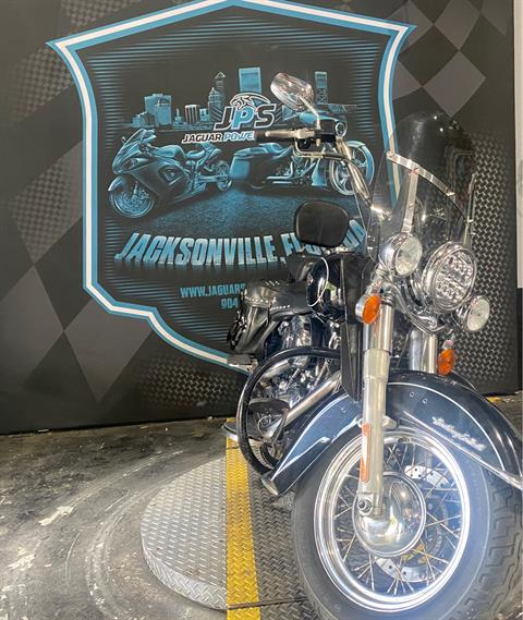 2014 Harley-Davidson Heritage Softail® Classic in Jacksonville, Florida - Photo 11