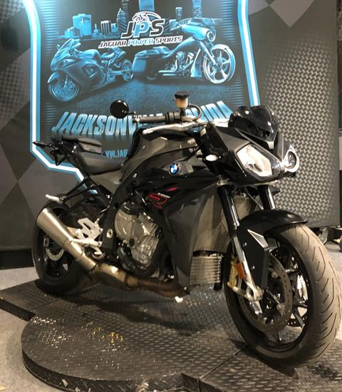 2015 BMW S 1000 R in Jacksonville, Florida