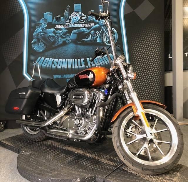 2015 Harley-Davidson 1200 Custom 1