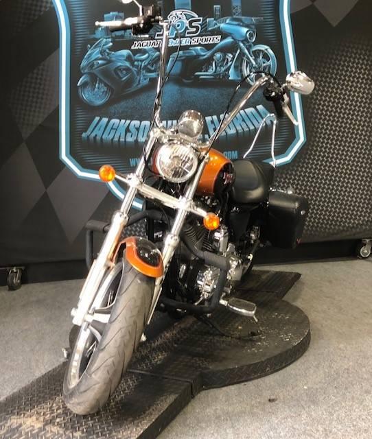 2015 Harley-Davidson 1200 Custom 2