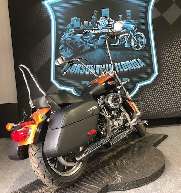 2015 Harley-Davidson 1200 Custom 4