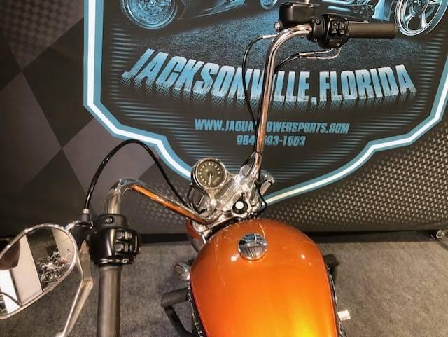 2015 Harley-Davidson 1200 Custom 6
