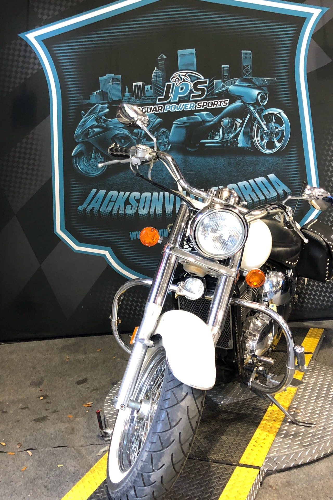 2005 Kawasaki Vulcan® 800 Classic in Jacksonville, Florida - Photo 1