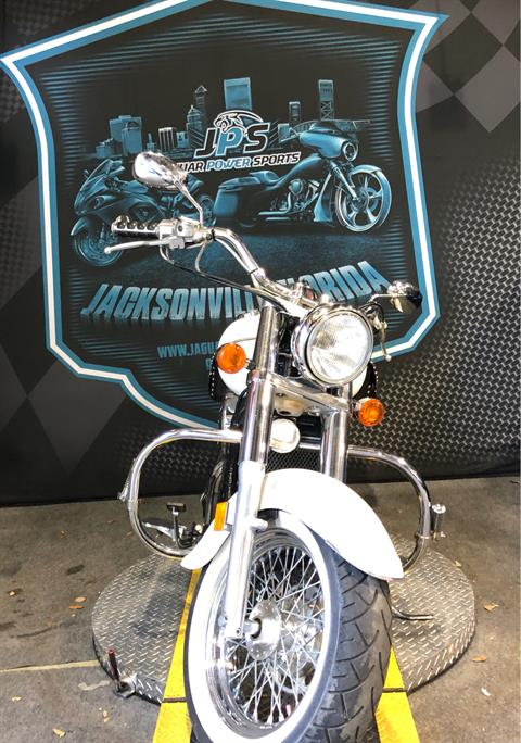 2005 Kawasaki Vulcan® 800 Classic in Jacksonville, Florida - Photo 2