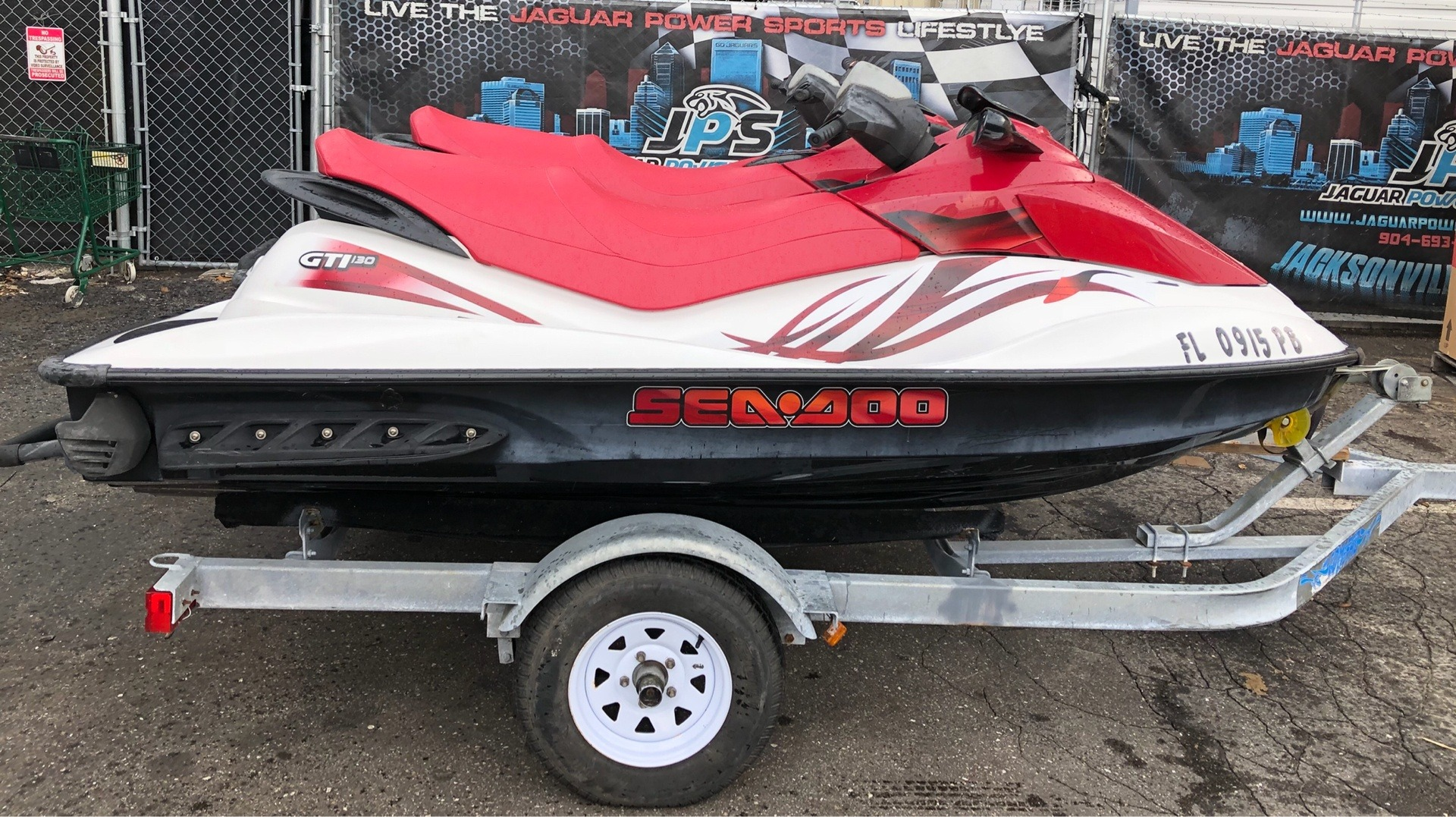2009 Sea-Doo GTI™ 130 in Jacksonville, Florida