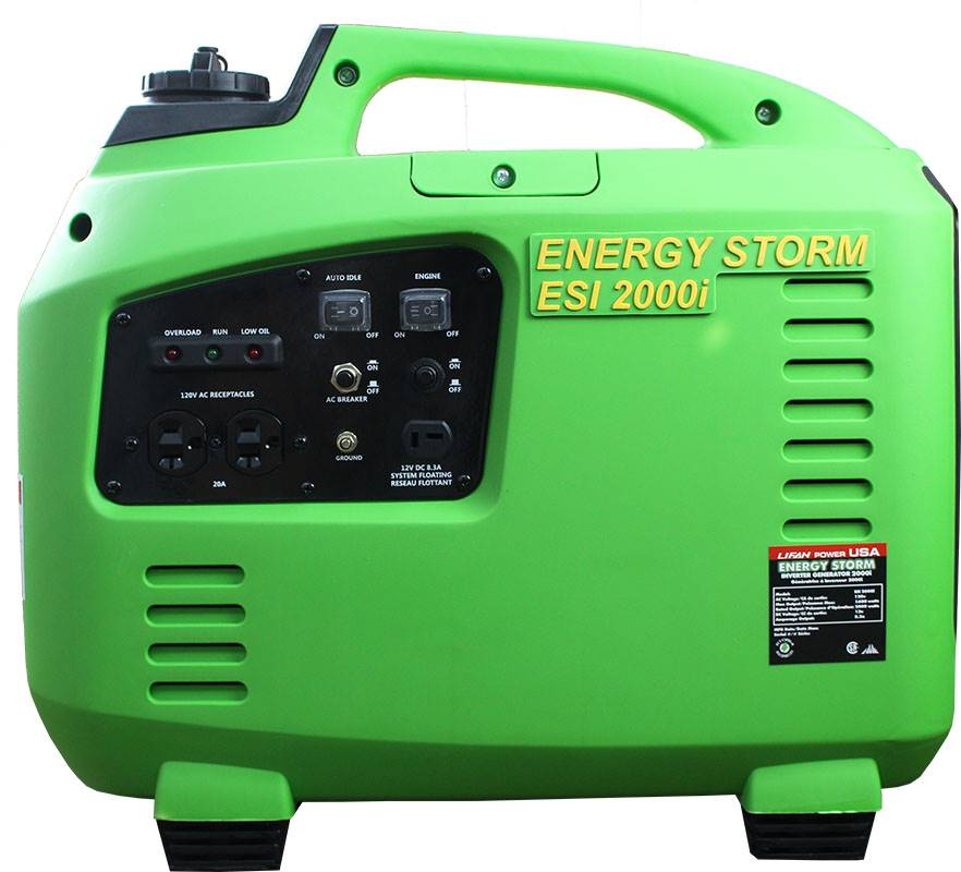 2018 Lifan ESI200I- CA Digital Inverter in Jacksonville, Florida