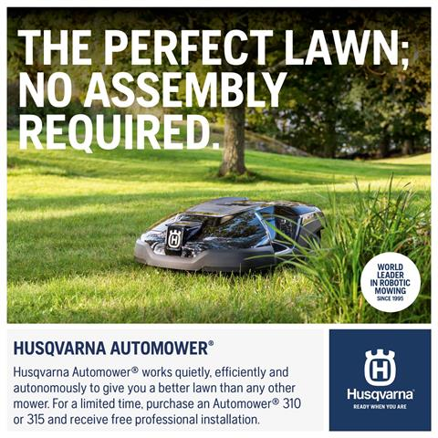 2019 Husqvarna Power Equipment AUTOMOWER® 430XH in Jacksonville, Florida - Photo 2