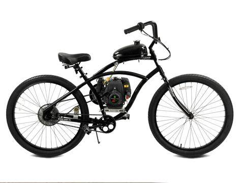 2019 Gas Bike Ghost  7G T-Belt Drive Motorized Bicycle in Jacksonville, Florida - Photo 2