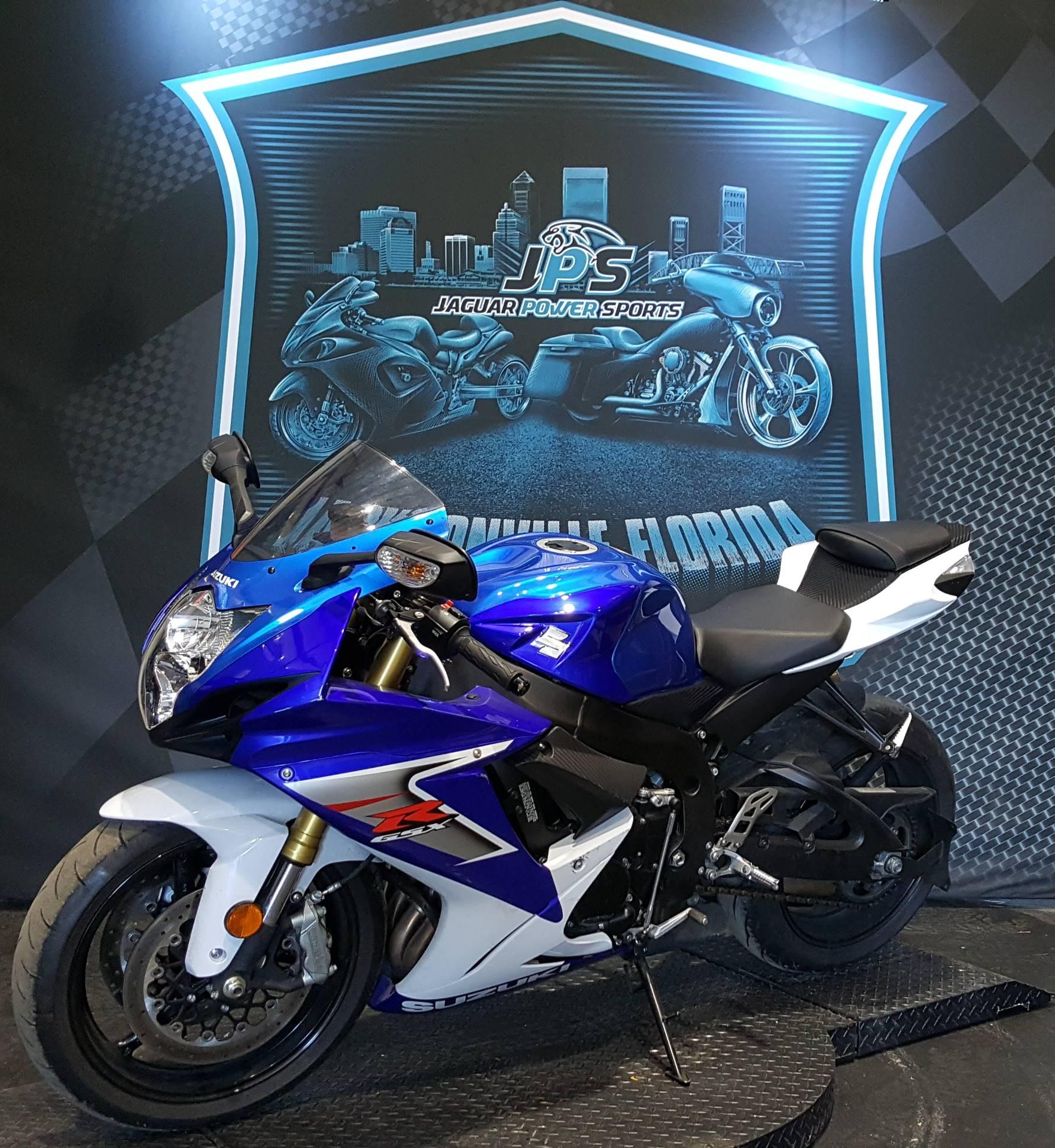 2014 Suzuki GSX-R750 1