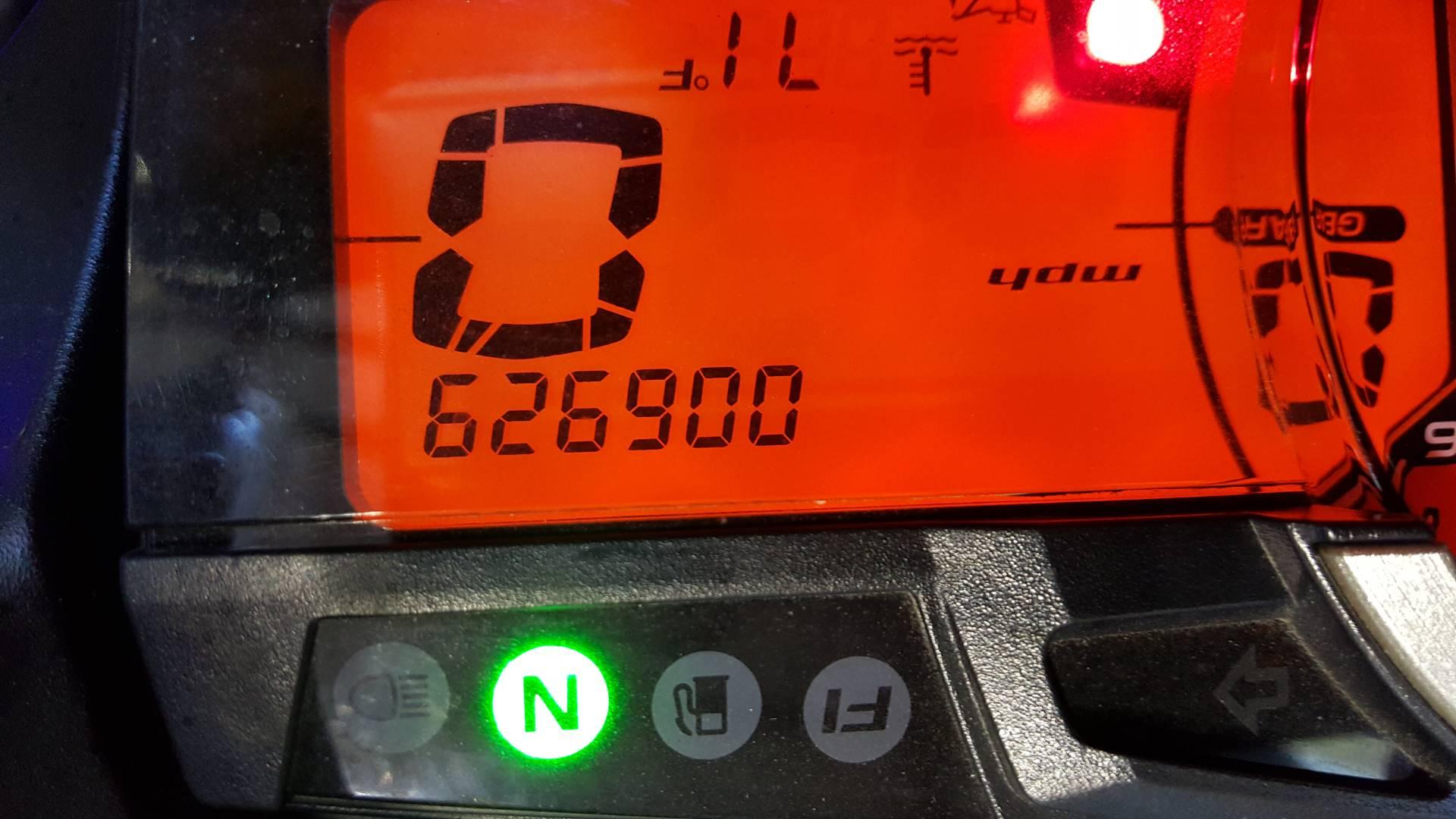 2014 Suzuki GSX-R750 9