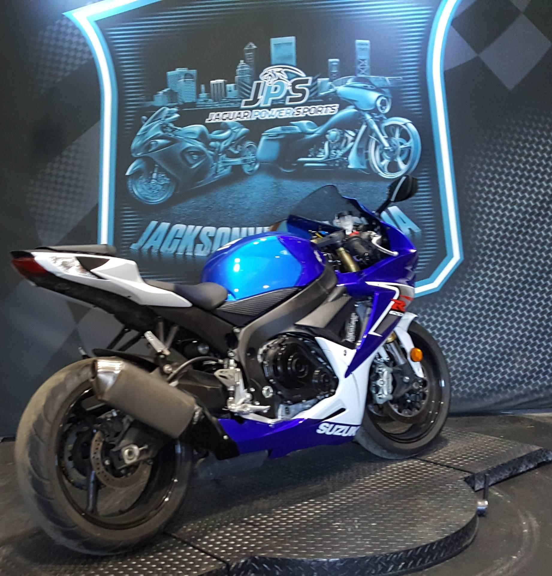 2014 Suzuki GSX-R750 10