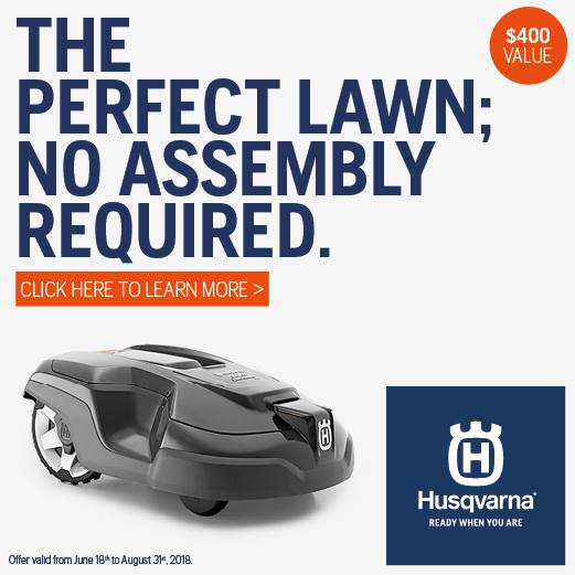 Husqvarna 550h Robotic Lawn Mower with GPS Assist and Fleet in Jacksonville, Florida - Photo 2
