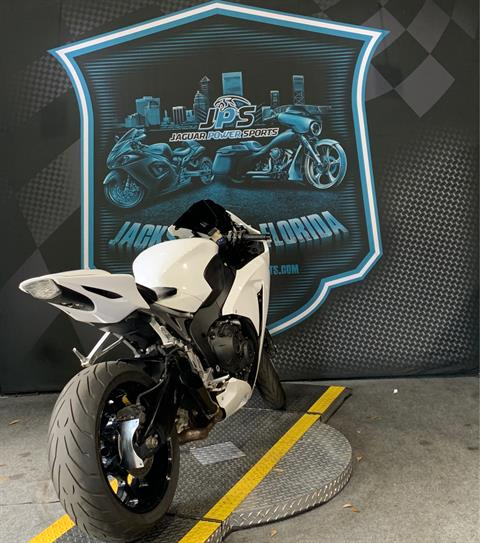 2012 Honda CBR®1000RR in Jacksonville, Florida - Photo 5