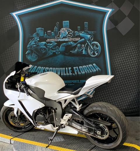 2012 Honda CBR®1000RR in Jacksonville, Florida - Photo 3