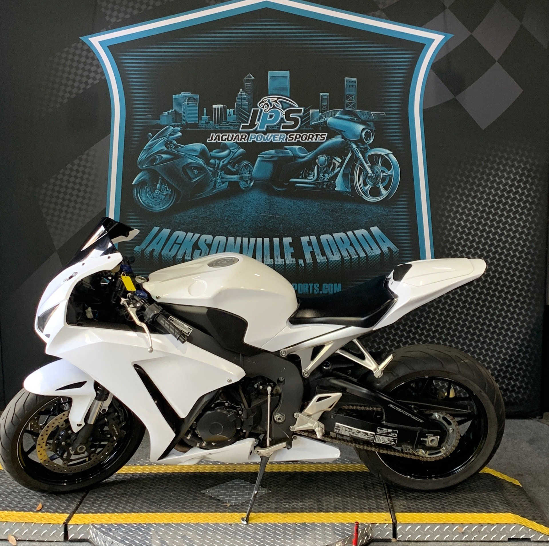 2012 Honda CBR®1000RR in Jacksonville, Florida - Photo 2