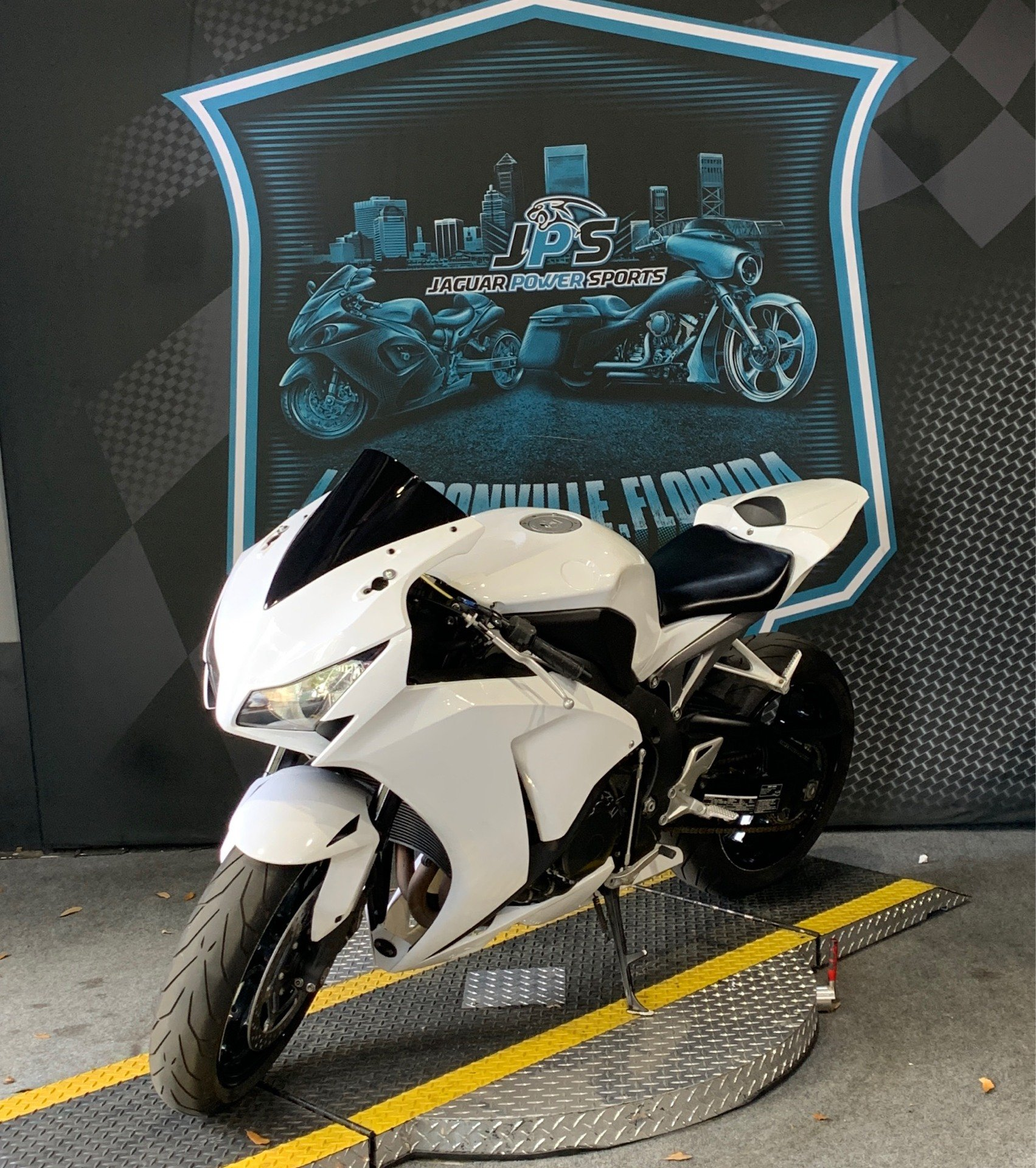 2012 Honda CBR®1000RR in Jacksonville, Florida - Photo 1