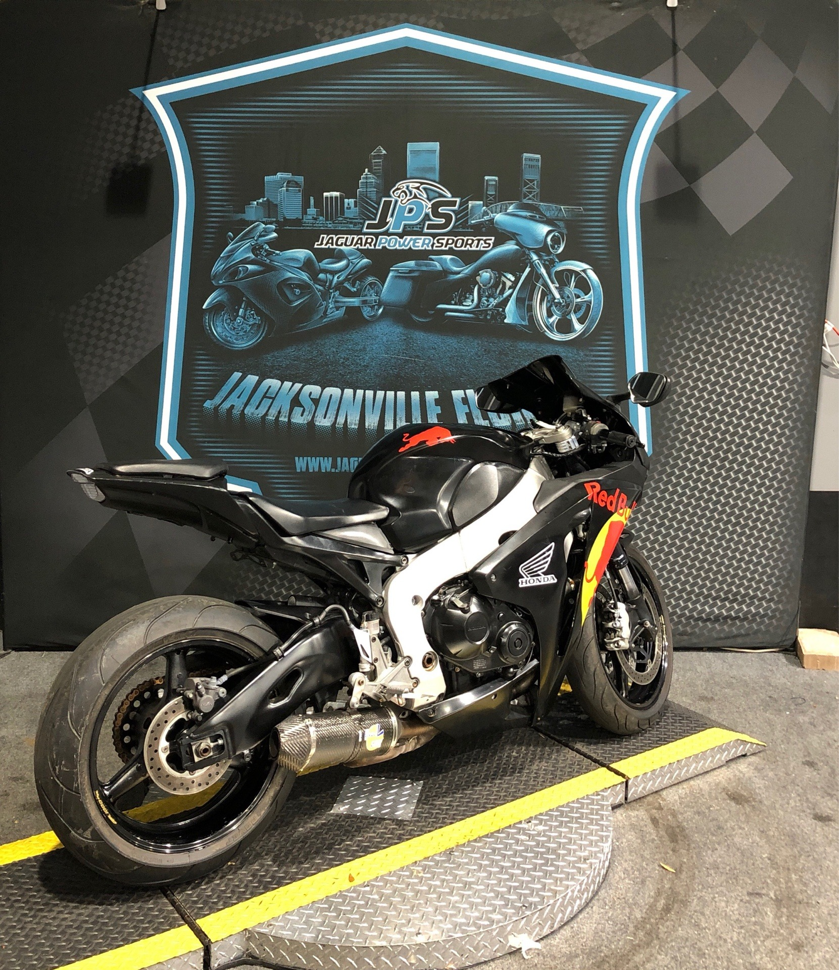 2011 Honda CBR®1000RR ABS in Jacksonville, Florida - Photo 3