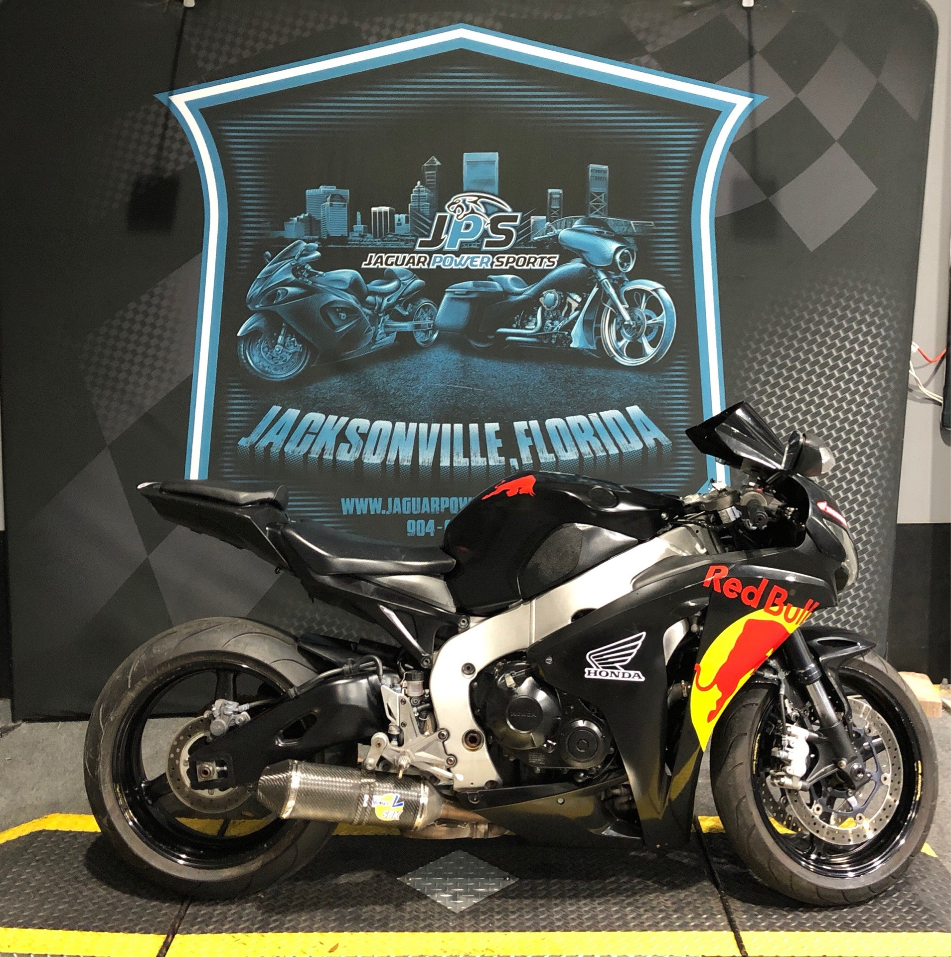2011 Honda CBR®1000RR ABS in Jacksonville, Florida - Photo 4