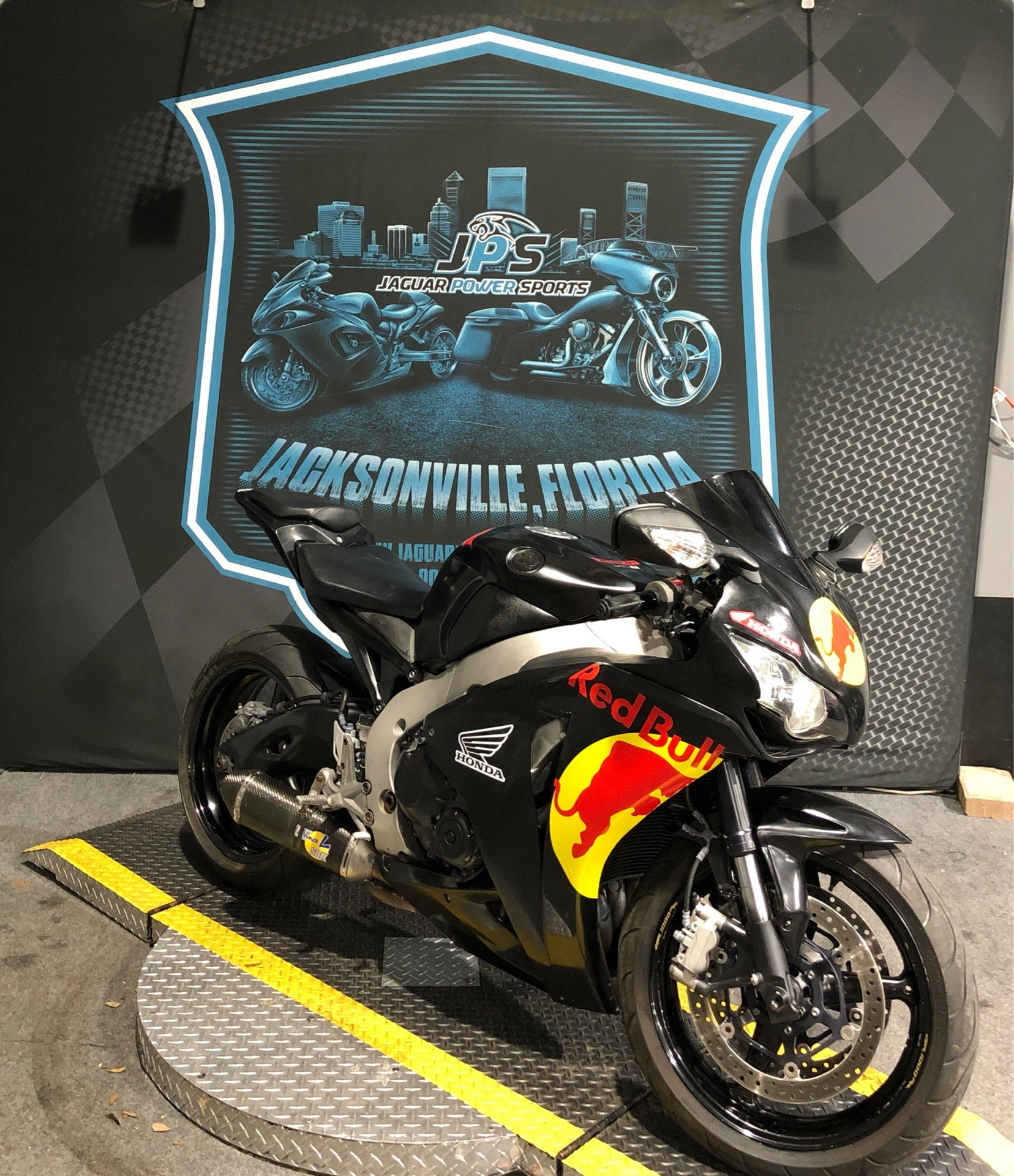 2011 Honda CBR®1000RR ABS in Jacksonville, Florida - Photo 1