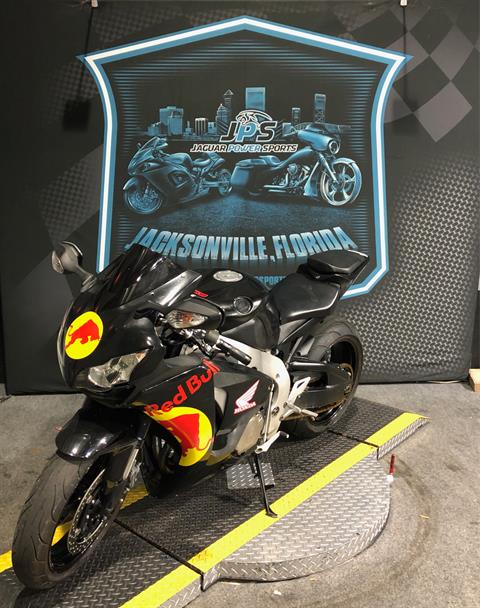2011 Honda CBR®1000RR ABS in Jacksonville, Florida - Photo 6