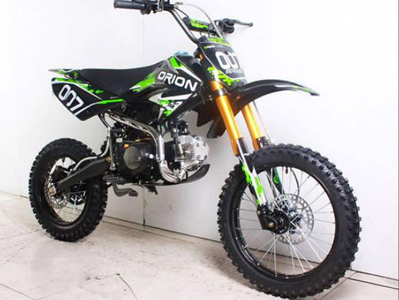 2017 Cougar 125cc Upgraded Apollo Dirt Bike in Jacksonville, Florida