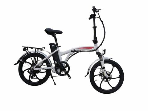 2019 Bintelli F1 Electric Bicycle in Jacksonville, Florida - Photo 3