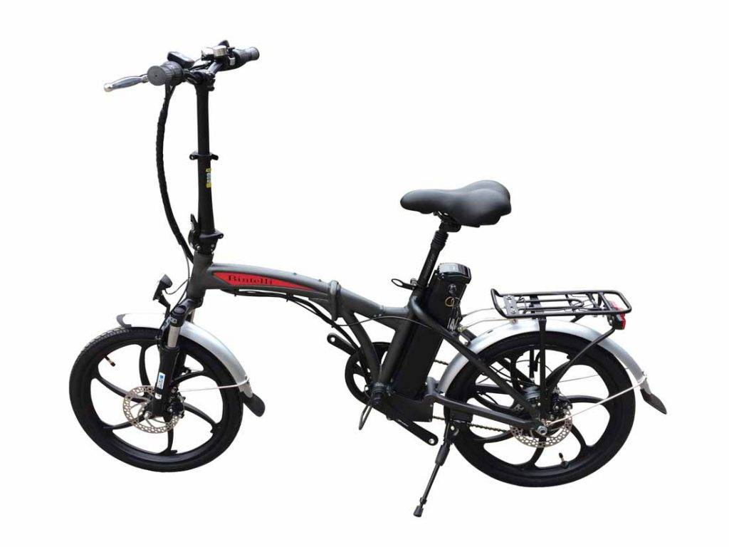 2019 Bintelli F1 Electric Bicycle in Jacksonville, Florida - Photo 5