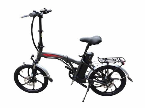 2020 Bintelli F1 Electric Bicycle in Jacksonville, Florida - Photo 5