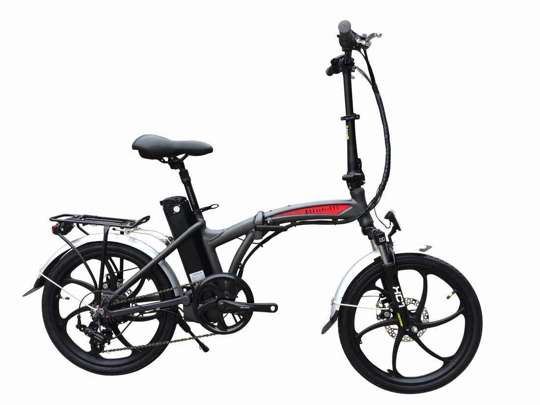 2019 Bintelli F1 Electric Bicycle in Jacksonville, Florida - Photo 7