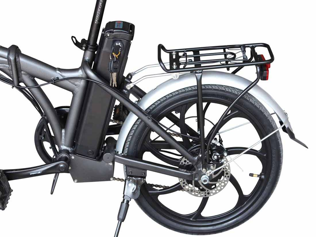 2019 Bintelli F1 Electric Bicycle in Jacksonville, Florida - Photo 11