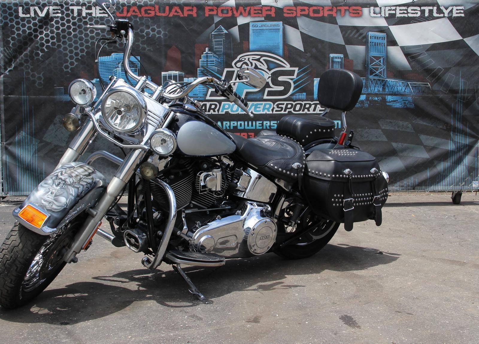 Used 2012 Harley-Davidson FLSTC103 Motorcycles in Jacksonville, FL
