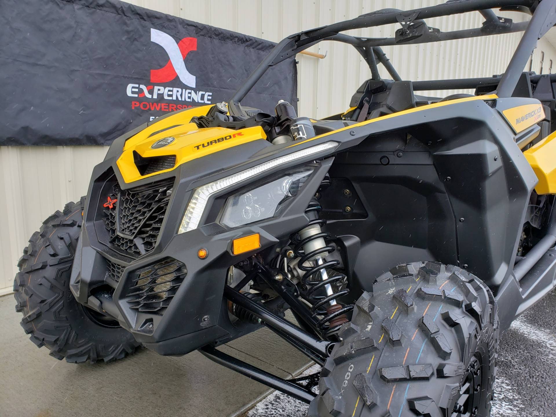 2017 Can Am Maverick X3 X Ds Turbo R In Moses Lake Washington