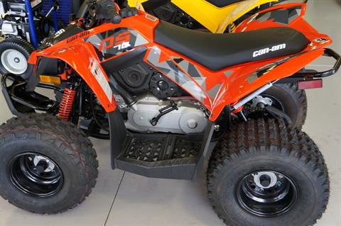 2017 Can-Am DS 70 in Moses Lake, Washington